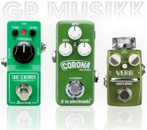 "Pedal Pakke ★1 ""Green Mini Trio"""