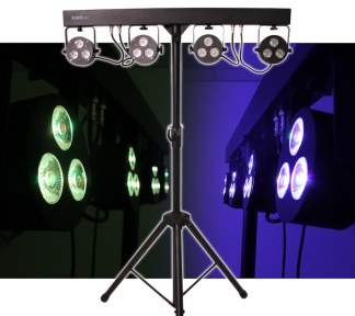 Scandlight T-BAR Lightset WL