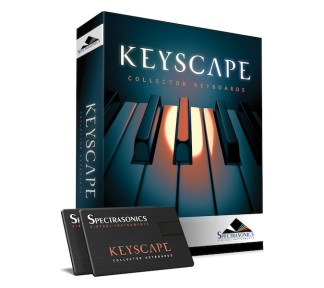 Spectrasonics - Keyscape, VST/AU/AAX