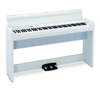 Korg - LP380-WH, Digitalpiano med stilrent design