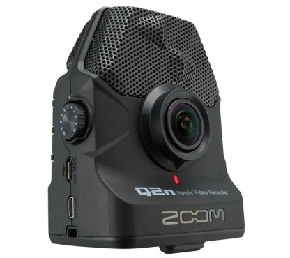Zoom - Q2n Handy Video Recorder