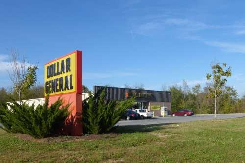 Dollar General, Alcoa, Tenn.