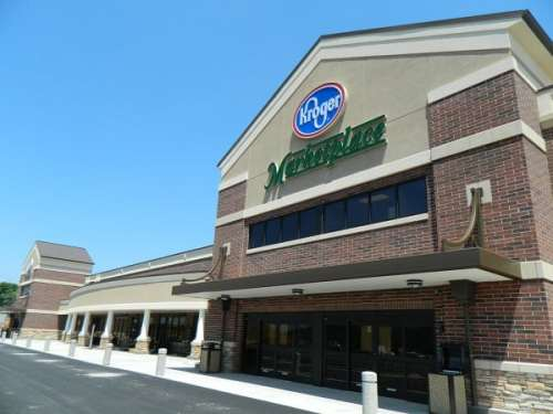 The new Kroger Marketplace at the intersection of Illinois Ave. and the Oak Ridge Turnpike | Image courtesy of oakridgetoday.com