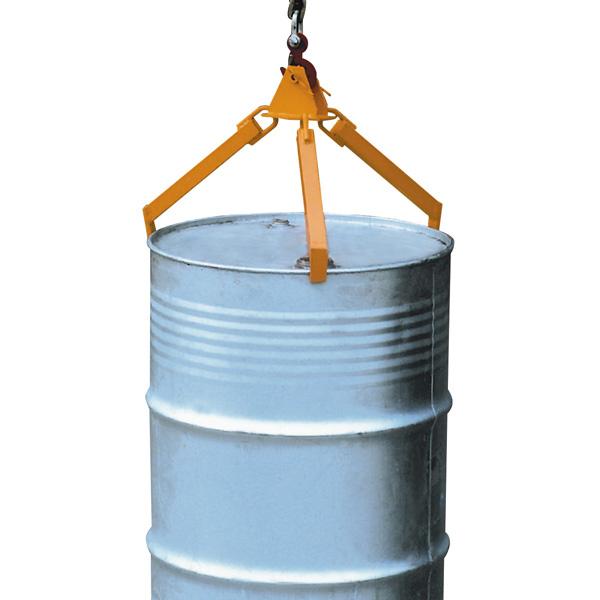Drum Lifter Raptor DL360 & DL360SP – Steel or Plastic Drums