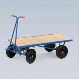 Flatbed Trolleys Type TSK 500kg / 1000kg