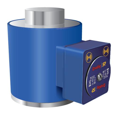 Straightpoint Wireless Compression Loadcells WNI ATEX / IECEx