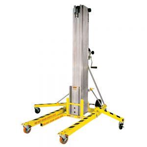 Sumner Contractor Material Lift – 2112, 2118 & 2124 Models