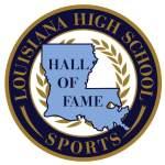 La. HS Hall of Fame logo