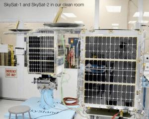 SkyBox SkySat