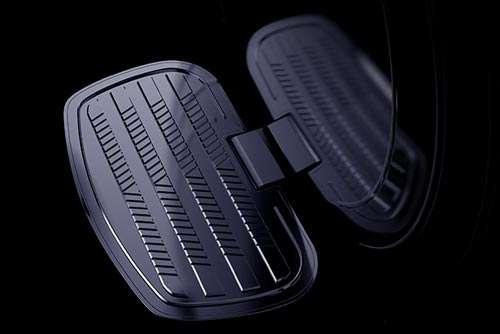 Pedales de silicona del uniciclo V10F de InMotion