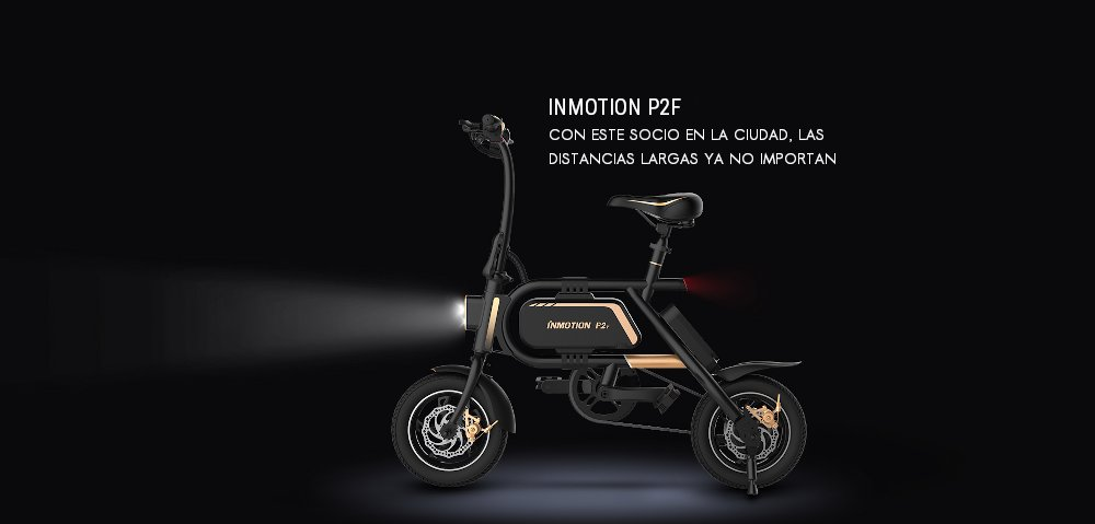 inmotion p2f