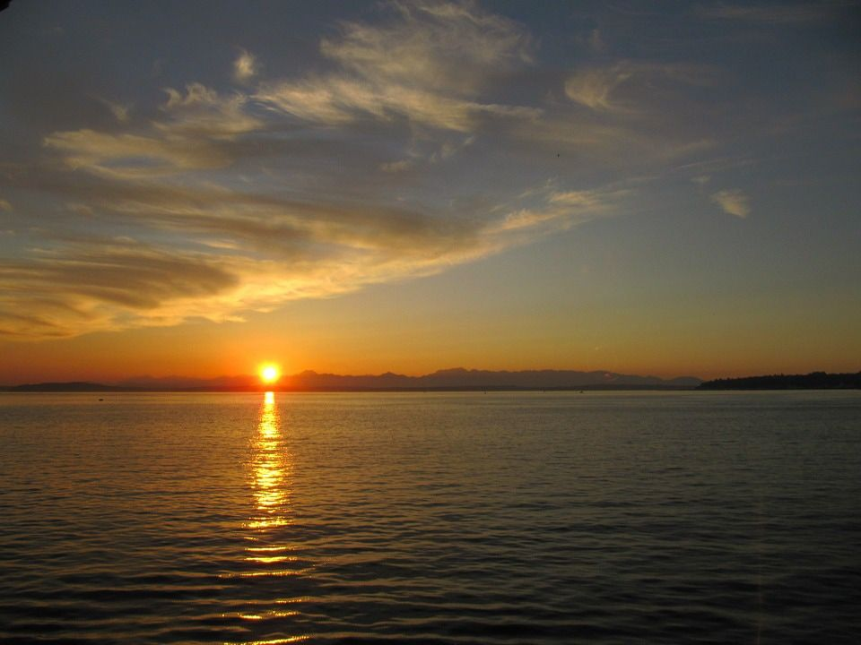 Seattle S 7 Best Sunset Spots To Fall In Love With