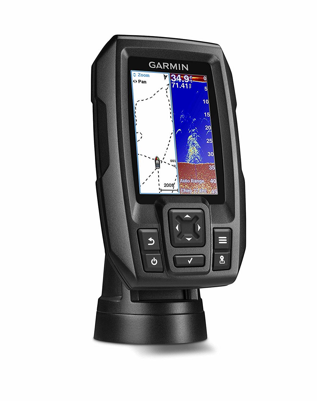 Garmin 010-01550-00 Striker 4 Bbuilt in GPS Fish Finder