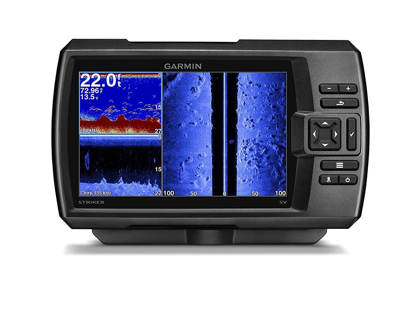 Garmin 010-01809-00 Striker 7SV with transducer