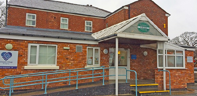 Ainsdale Village Surgery Merseyside
