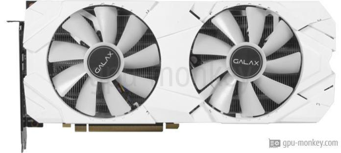 Kfa2 Geforce Rtx 2070 Super Ex 1 Click Oc White Benchmark And Specs