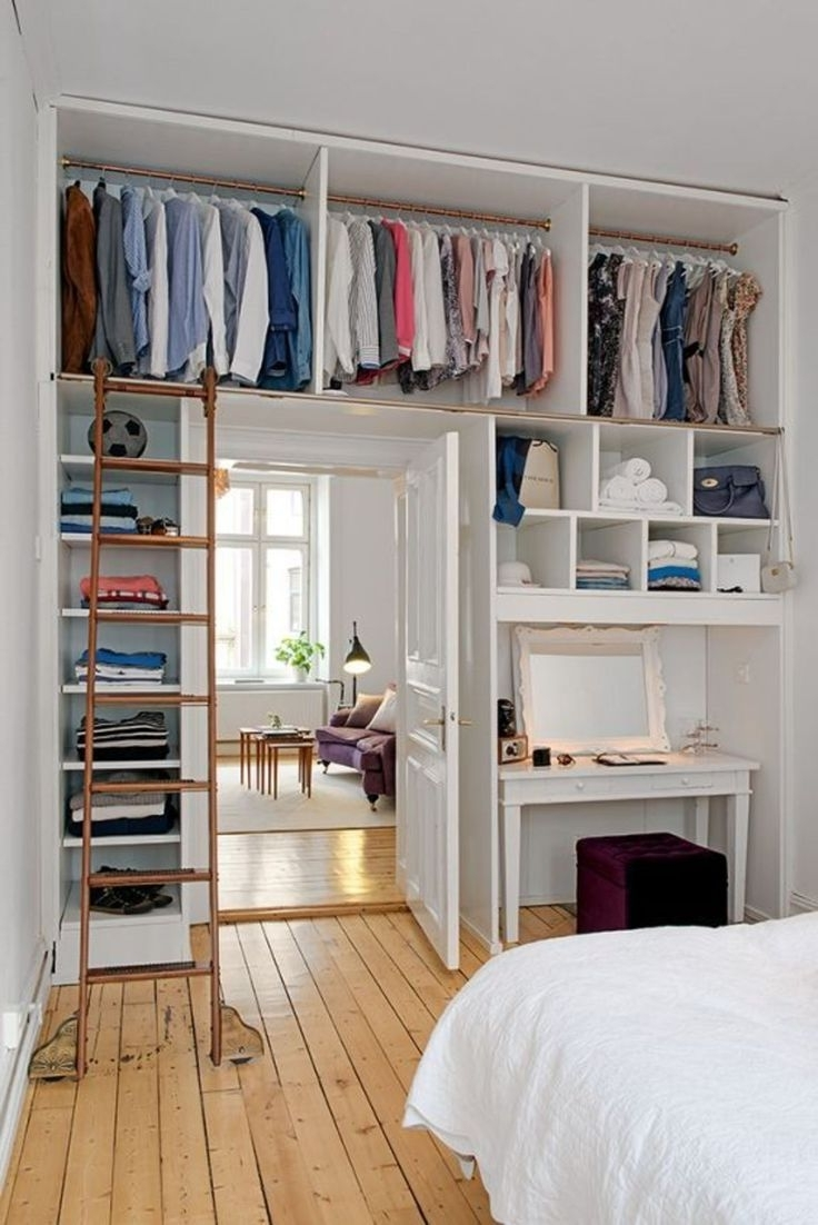 Decoration Interior And Exterior House : Photos Of Bedroom Wardrobes  Storages Showing 6 Of 15 Photos