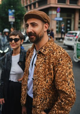 The Best Street Style From Milan Fashion WeekGQ