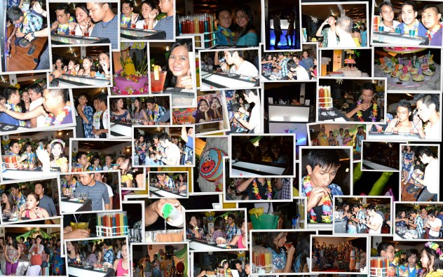 Birthday Celebration of Ms. Camille Santiago and Graduation Party of Ms. Kaycee Santiago