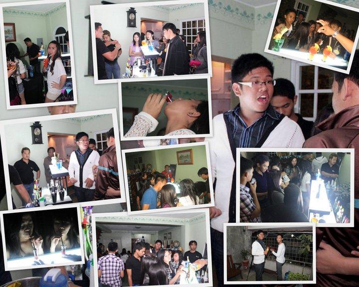 Graduation Party of Mr. John Paul Ambion