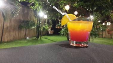 Cocktail (Alcoholic) - Tequila Sunrise
