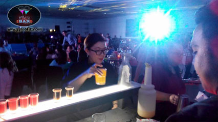 GQ Mobile Bar BGC Taguig St. Luke's Medical Center Doctor's Night