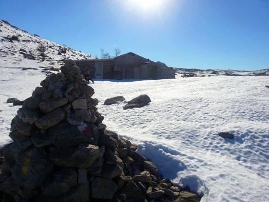 bergerie i croci neige