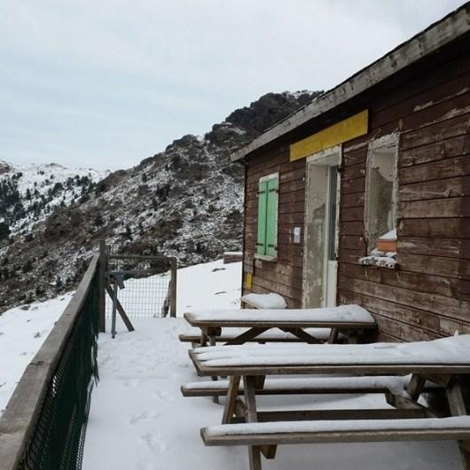 refuge ortu di u piobbu neige gr20 blog