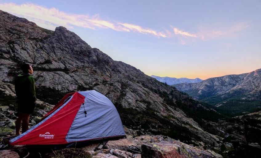 GR20-camping