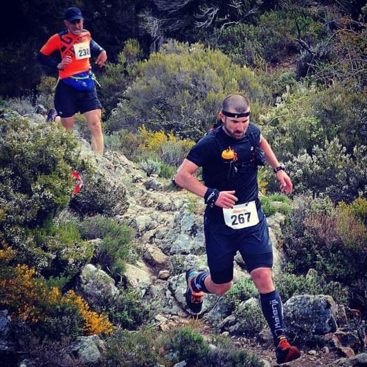 Jean-Marc Giovansili - course à pied