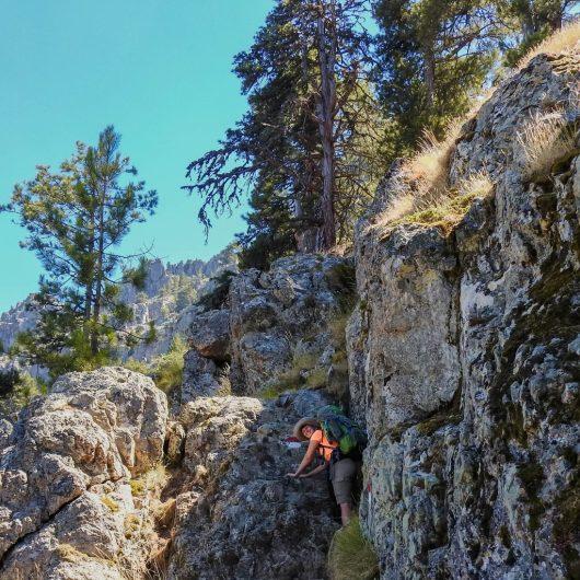 GR 20 Etappe 1 von Calenzana zum Rèfuge d'Ortu di u Piobbu