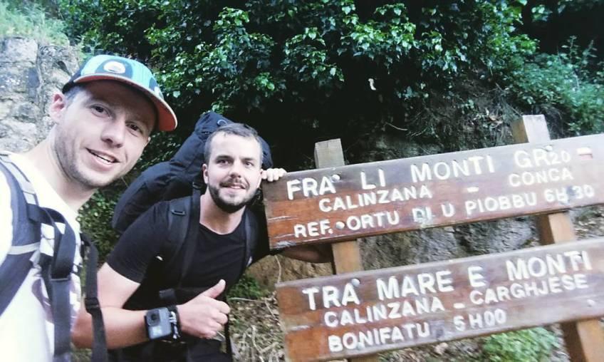Laurent et Louis - Fra li monti