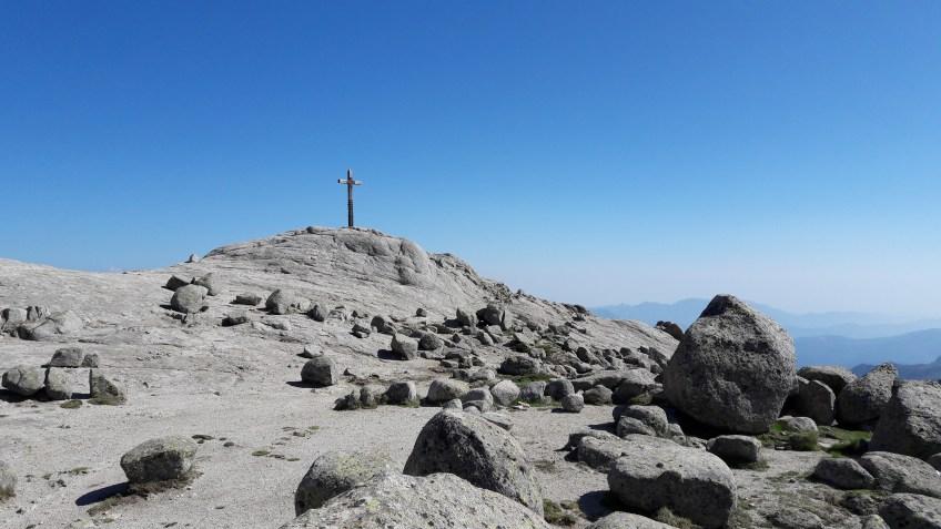 Monte Incudine - GR20 - Corse du sud