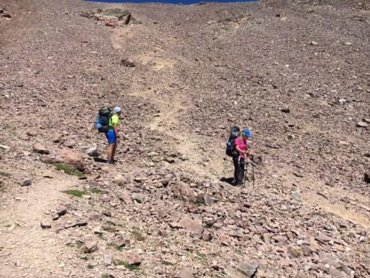 Inga - Trek GR20 - Corsica