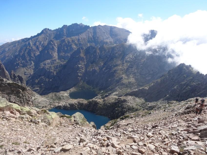 Lacs de Capitello et de Melo - GR20 Nord