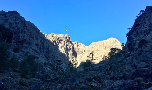 Randonnée du GR20 nord - Korsika