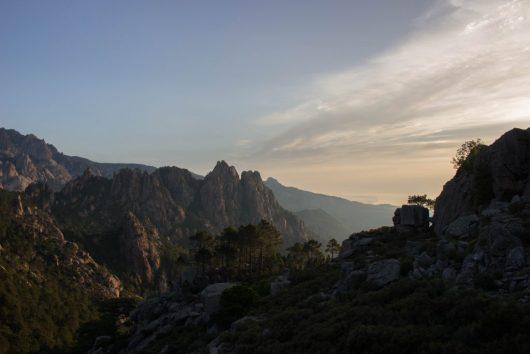 Paliri - Chemin de randonnée