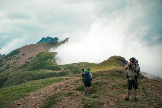 Time to picture - GR20 hike
