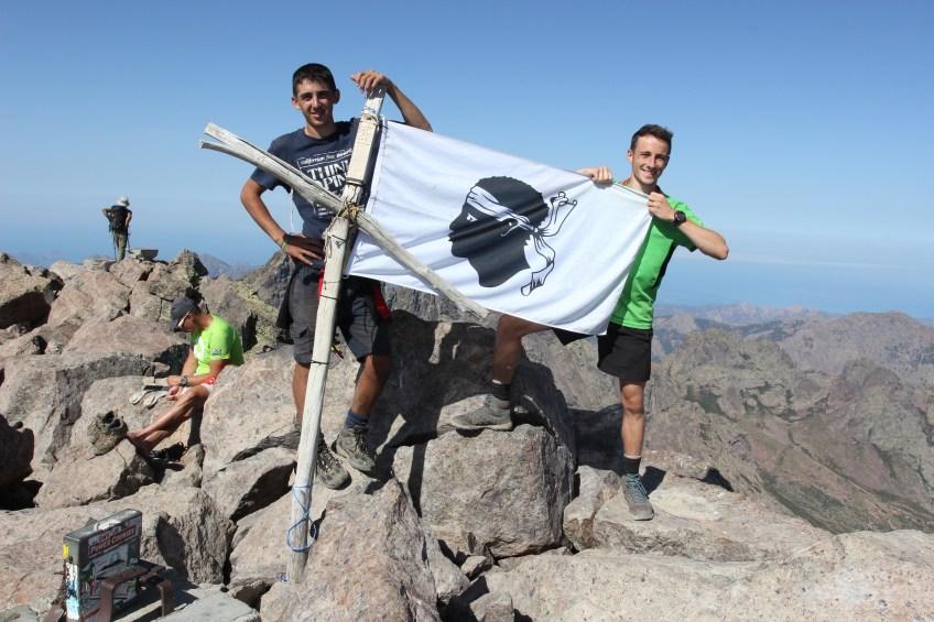 Monte Cinto - Top of Corsica