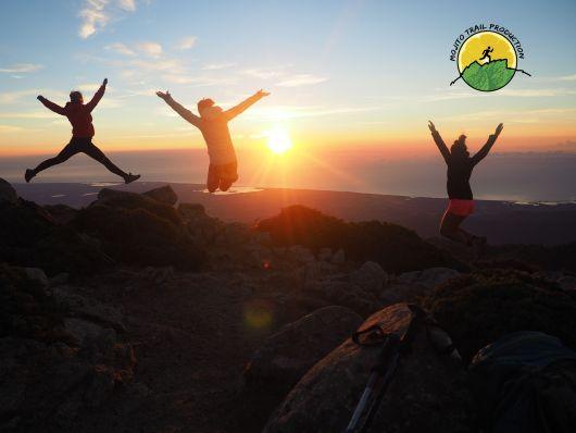 Le bonheur sur le gr20 - Mojito Trail Production