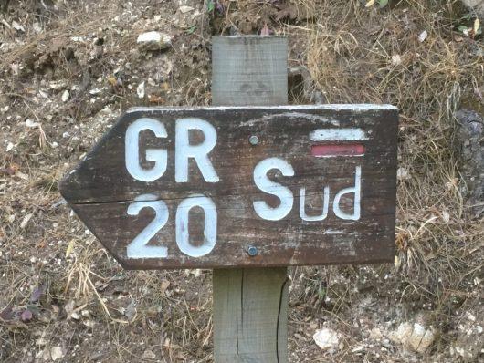 GR20 marking