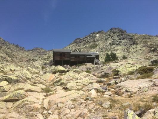 Tighjettu shelter - GR20 - Corsica