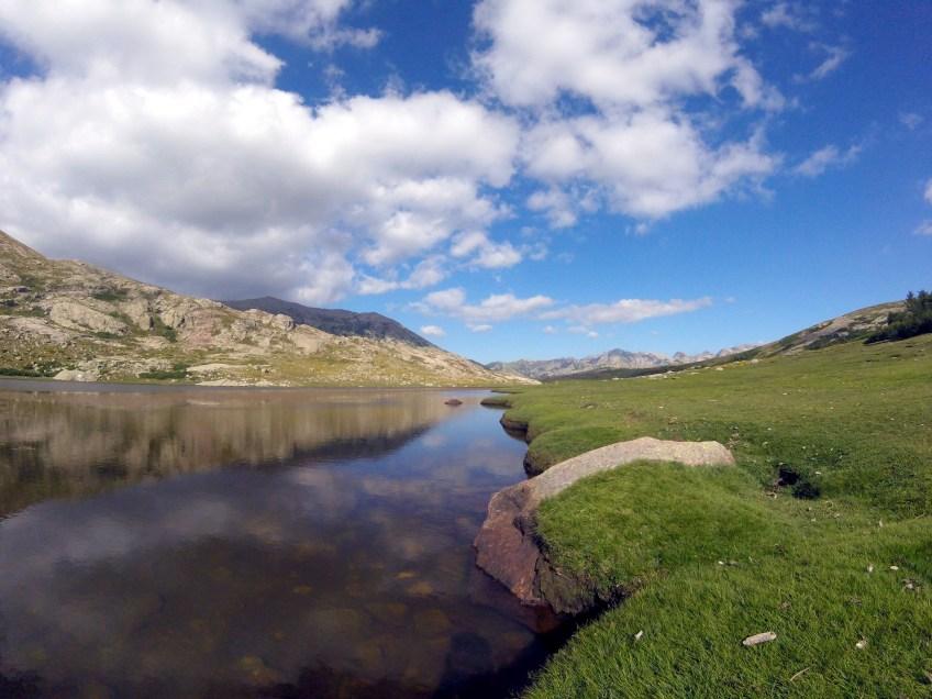 Pozzines - Lac de Nino