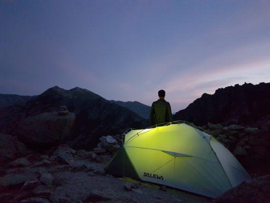 Riccardo Salvaro - Corsica by night