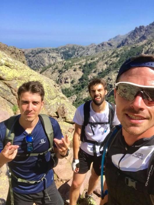 Simon, Max et Thibault