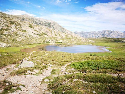 Nino's Lake - Corsica