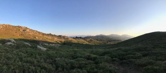 La Corse en paysage