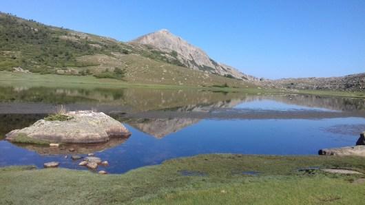 9 août - Le lac de Ninu