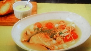 ヒルナンデス 青の洞窟 パスタソースでパエリア風炊き込みご飯&ブイヤベースのレシピ!