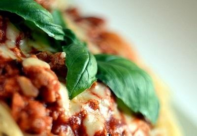 土曜はナニする ホットプレート:ボロネーゼパスタのレシピ!
